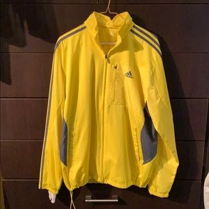 Adidas windbreaker (MENS size M)